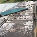 雨漏り補修-火災保険対応