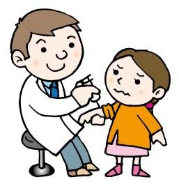 インフルエンザ 予防接種 時期 子供