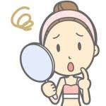 乾燥肌 原因 食べ物