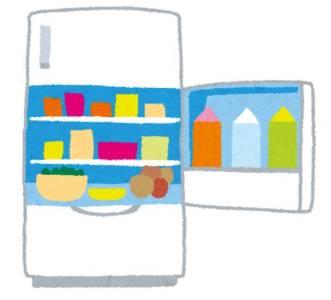 一人暮らし 冷蔵庫 容量