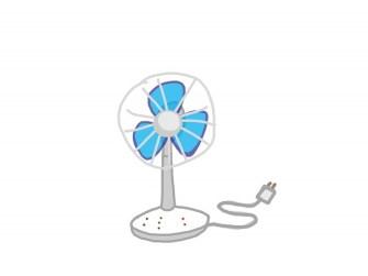 扇風機 電気代 安い