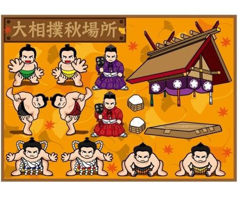 相撲 開催 場所