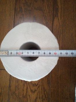 トイレットペーパーのサイズ01