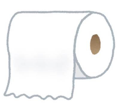 トイレットペーパー 直径