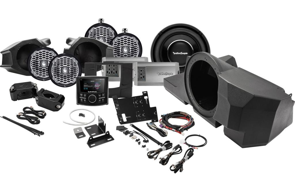 Rockford Fosgate UTV Audio
