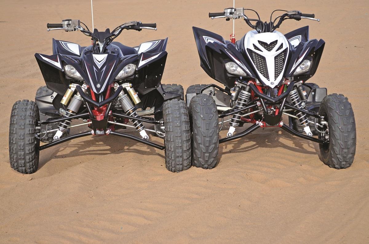 450 Yamaha Vs Raptor 700 Yfz