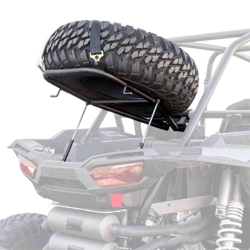 utv spare tire mounts utv action magazine