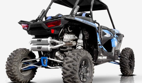 hmf adds 25hp to the rzr xp turbo