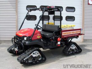 Kawasaki Mule - Westmore Fire & Rescue