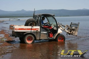Bobcat Toolcat with Limited Slip Differentials