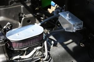 2009 Kawasaki Teryx Intake and Oil Breather