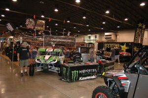 UTVUnderground.com is one of the only online UTV Communities that exhibit and attend the industries biggest shows.