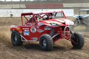 UTVUnderground.com has gained a strong edge over its competition thanks in large part to top name racers like Robert VanBeekum who proudly display the sites logos on their race cars.  In return the racers receive exposure for their sponsors and coverage for their accomplishments.