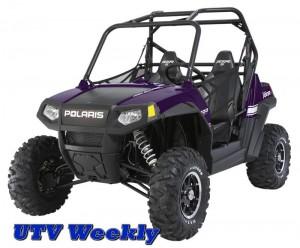 2010 RANGER RZR S LE-Purple Thunder