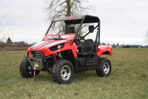 Holz Racing Products 2010 Kawasaki Teryx