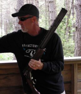 Clay Shooting with Can-Am