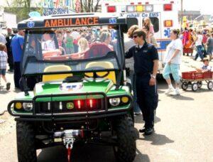 John Deere Gator 620i XUV