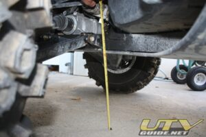 Measure Ride Height