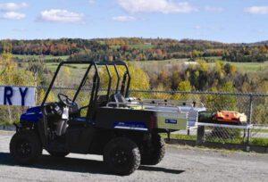MEDLITE EV Unit for Polaris Ranger EV
