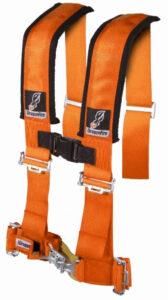 Dragonfire Orange Harness