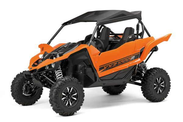 Blaze Orange-Black