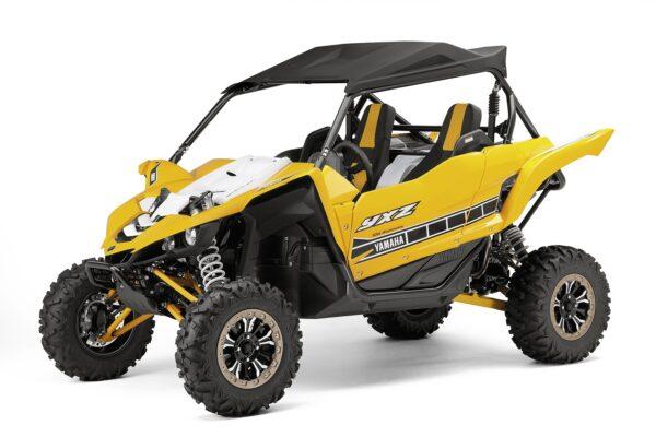 Yamaha Yellow-White SE