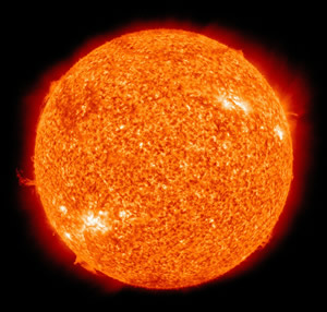 太陽の表面温度