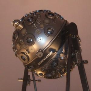 名古屋市科学館プラネタリウムの投影機