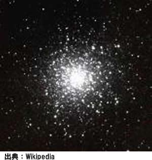 ヘルクレス座のM13