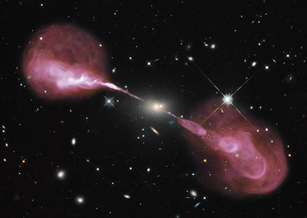 ヘラクレスA銀河
