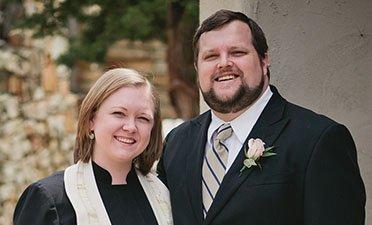 Revs. Kristin and Christian Schmidt