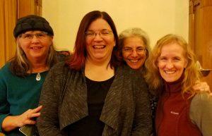 Amy, Elise, Marybeth, Jackie