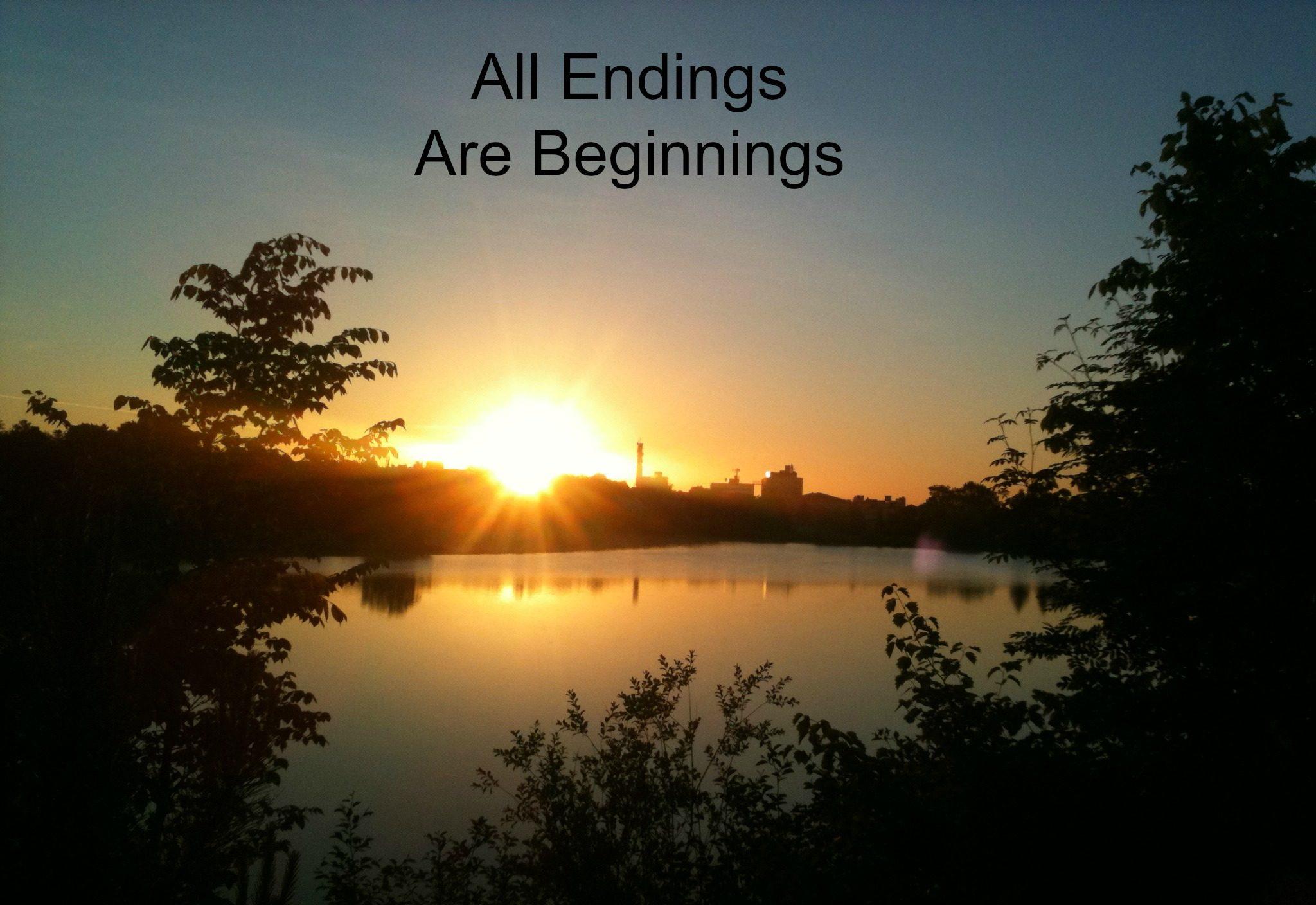 Endings and Beginnings (Online)