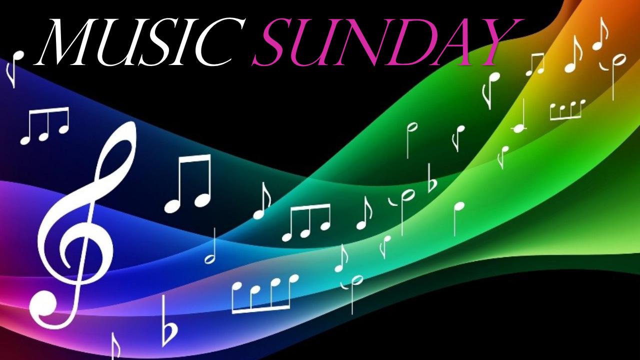 Community Music Sunday (Online)
