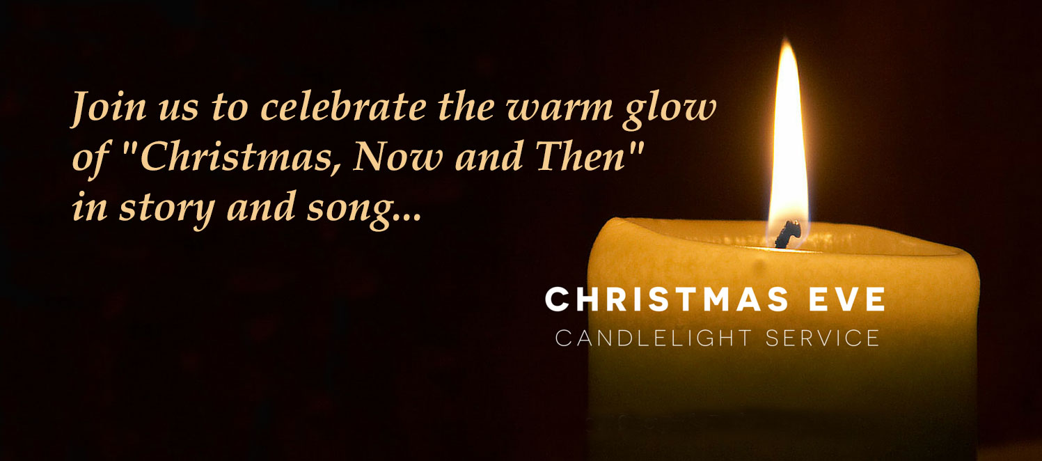 Christmas Eve Candlelight Service (Online)