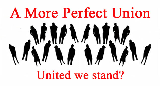"""""""A More Perfect Union""""  (Online)"""