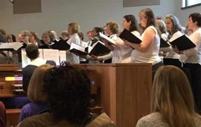UUCC's Chalice Choir