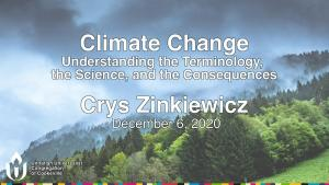 Climate Change Terminology 12/06/2020