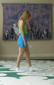 Walking the Labyrinth at UUFN
