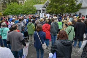 March for Science at UUFN