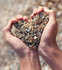 handful of heart sand