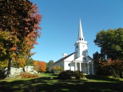 Harvard Unitarian Universalist Church, Harvard, MA