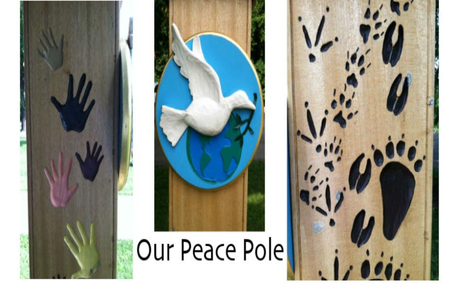 Peace :Pole Montage