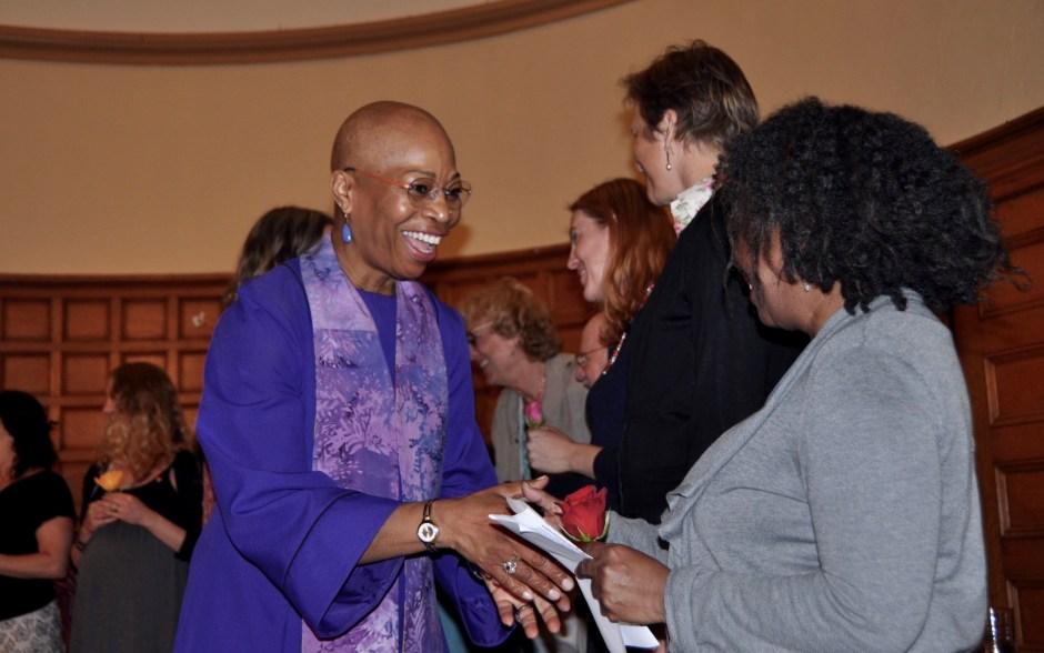Pastor Jacqueline Duhart