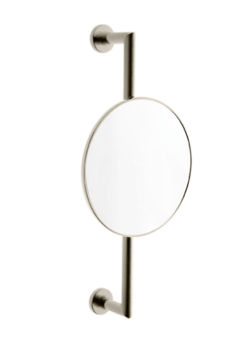 Tawpell TA816 meikkipeili brushed nickel