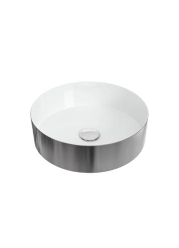 Temal 9L3501D malja-allas dark iron ja valkoinen