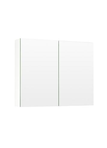 Temal Choice 2-ovinen peilikaappi valkoinen
