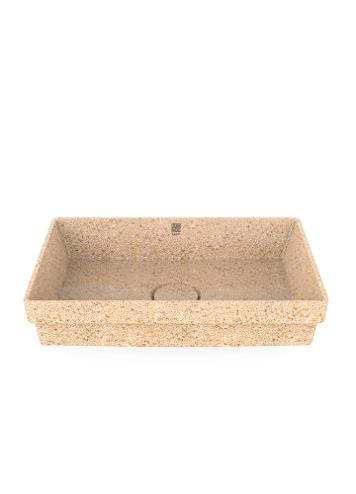 Woodio Cube60 Allas Tasoon Upotettava Natural 2mm