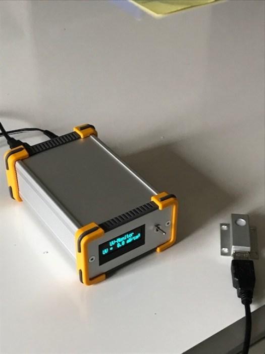 UV Monitor