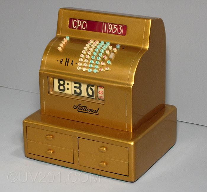 Under National Cash Register